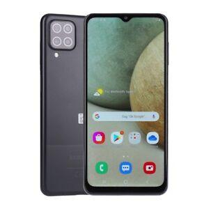 Samsung Galaxy A12 A125F/DS 32GB black Smartphone Kundenretoure wie neu