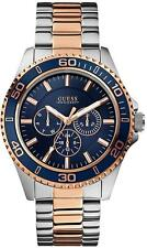 GUESS Two-Tone Mens Watch U0172G3