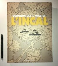 L'Incal - black and white | JODOROWSKY & MOEBIUS french language