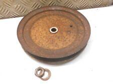 Boîte MTD 618-0556 - Poulie d'entraînement diamètre hors tout 204 mm