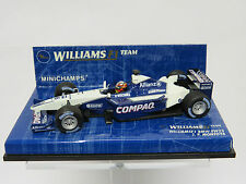 Williams F1 BMW FW23 JP Montoya  Minichamps 430010006