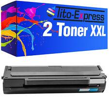 2 Toner ProSerie für Samsung MLT-D1042S ML-1660 ML-1660N ML-1665 ML-1666 ML-1670