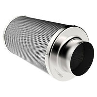 "VIVOSUN 6"" inch Air Carbon Filter Odor Control w/ Virgin Charcoal for Inline Fan"