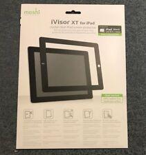 Moshi iVisor Screen Protector XT (Crystal Clear) for The New iPad