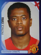 Panini 233 Patrice Evra Manchester United UEFA CL 2007/08