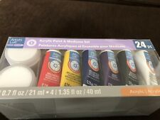 High Quality Acrylic Paint Set And Pro Brushes