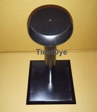 Wooden Helmet Stand Display Post for Medieval Helmets Prussian Helmets