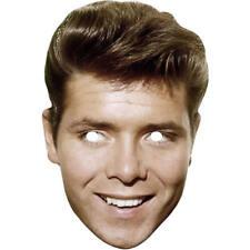 Cliff Richard Retro 70's Celebrity Singer Card Mask - All Masks Are Pre Cut