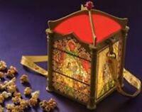 Tokyo Disney Resort 2020 Beauty and The Beast Room Light type Popcorn Bucket New