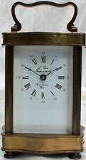Vintage French Antique Mantel & Carriage Clocks