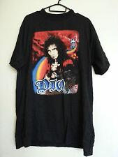 Vintage Dio 1990 Lock Up The Wolves Tour Men's XL T-Shirt Heavy Metal