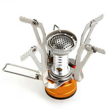 Outdoor Ultralight Backpacking Canister Stove Burner Camping Cooking Supplies