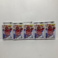 Topps Series 1 2021 Baseball Trading Cards Hanger Box