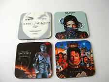 Michael Jackson Cover Album Lot de Dessous de Verres #3
