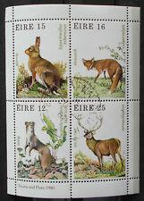 2 X evans lichfield Britische Wildtiere Fuchs Pom Weiß 43.2cm 43CM