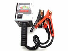 6/12V Battery Tester Auto Load Charger Alternator Regulator Automotive Tester