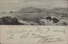 CHILE TOCOPILLA LA BAHIA SALIENDO DE LA PREUSSEN ED. CARLOS BRANDT N° 1542