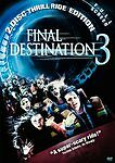 Final Destination 3 (DVD) ! James Wong, BRAND NEW!