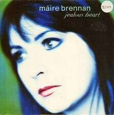"MAIRE BRENNAN (OF CLANNAD) jealous heart/giti na gcumann 10657-7 7"" PS EX/EX sos"