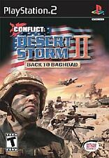 Conflict: Desert Storm II - Back to Baghdad - Playstation 2 Game Complete