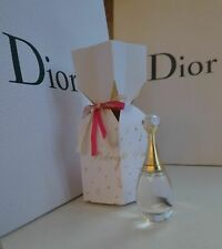 CHRISTIAN DIOR J'ADORE 5ML EAU DE PARFUM LIMITED EDITION GIFT FOR CHRISTMAS
