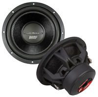 "Power Acoustik BAMF124 12"" Woofer Dual 4 Ohm 3500w Max"