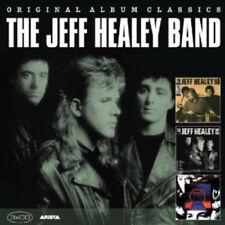 The Jeff Healey Band : Original Album Classics CD (2012) ***NEW***