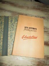 Les lettres françaises clandestines 1942-1944. Decour, Jean Paulhan