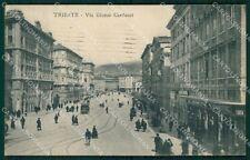 Trieste Città cartolina QT3041