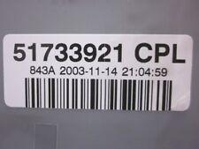 CAJA FUSIBLES DELPHI 51733921 CPL FIAT LANCIA