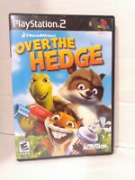 Over the Hedge (Sony PlayStation 2, 2006)  CIB Tested Fast Shipping