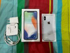 Apple iPhone X 256GB Bianco Silver LTE Usato Cambio per modello successivo