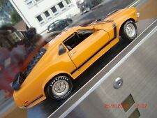 Ertl/American Muscle Ford Mustang Boss 302  1:18 ohne Verpackung 1970