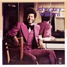 JOHN GARY WILLIAMS - WILLIAMS,JOHN GARY  CD NEW+