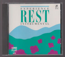 LIKE NEW CD Experience REST Instrumental