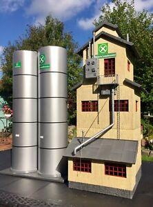 Piko G Speicherturm mit Silo für LGB Gartenbahn