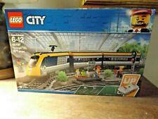 NIB! LEGO CITY PASSENGER TRAIN 60197 Powered Up Factory Sealed