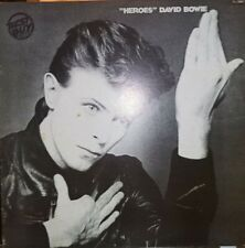 VINILE LP DAVID BOWIE - HEROES 33 GIRI ANNO 1981 RCA ITALY YL 13857 ROCK MINT