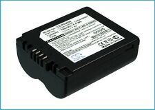 7.4V battery for Panasonic CGR-S006E, DMW-BMA7, Lumix DMC-FZ30GK, Lumix DMC-FZ35
