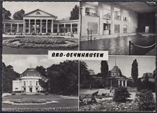 AK Bad Oeynhausen Wandelhalle, Badehaus IV, Thermal Hallenschwimmbad, Theater