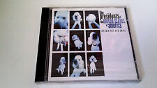 "THE PRESIDENTS OF THE UNITED STATES OF AMERICA ""FREAKED OUT AND SMALL"" CD NUEVO"