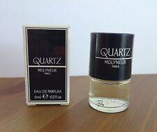 Miniature de parfum : QUARTZ de MOLYNEUX - Eau de parfum 6 ml