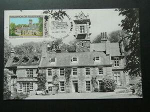 architecture Seigneurie Park maximum card Guernsey 71195
