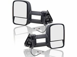 For 1988-1989 GMC R2500 Towing Mirror Set Brock 78661HT Crew Cab Pickup 4dr