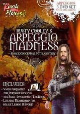 Rusty Cooley Arpeggio Madness 0884088576448 DVD Region 1