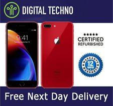 Entsperrt Apple iPhone 8-rot 64gb-Netzwerk & SIM Frei + 1 Jahr Garantie-sehr guter Zustand