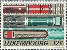 Timbre Transports Trains Camions Bateaux Luxembourg 1144 ** lot 28041