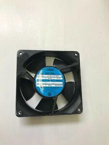 """BOXER 115V Cooling Fans 119mm Sq x 38mm/ 4.75""""Sq X 1.5"""" 4715PS-12T-B30"""
