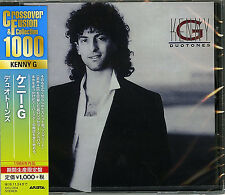 KENNY G-DUOTONES-JAPAN CD B63