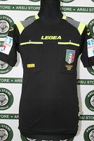 Maglia calcio ARBITRO TG S shirt trikot maillot jersey camiseta